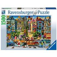 Ravensburger 162611 Malované dámy - Puzzle