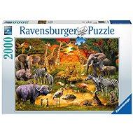 Ravensburger 167029 Skupinka u napajedla - Puzzle