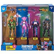 Fortnite - set 4 postaviček squad mode  - Figurky