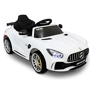 Mercedes-Benz GTR white - Children's electric car