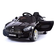 Mercedes-Benz GTR Black - Children's electric car