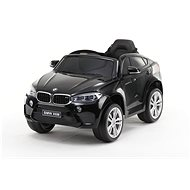 BMW X6M NEW - Single Seat, Black Lacquered - Children's electric car