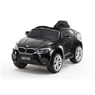 BMW X6M NEW - single, black - Children's electric car