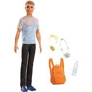 Barbie Ken cestovatel - Panenka