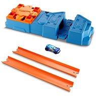 Hot Wheels Track builder zrychlovač - Herní set