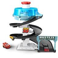 Cars 3 Mini závodní dráha spirála - Herní set