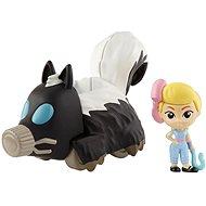 Toy Story 4: Bo Peep s vozítkem - Figurka