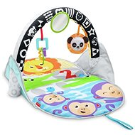 Fisher-Price 2-in-1 Flip and Fun Activity Gym - Blanket