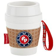 Fisher-Price Kousátko kalíšek na kávu - Kousátko