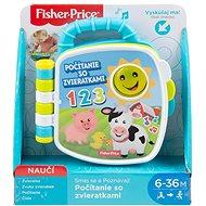Fisher-Price Počítání se zvířátky cz - Didaktická hračka