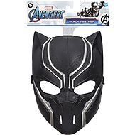 Avengers maska Black Panter - Doplněk ke kostýmu