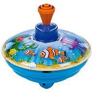 Lena Káča hrající - mořský svět CZ - Hudební hračka