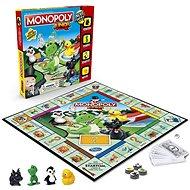 Monopoly Junior CZ nové figurky - Desková hra