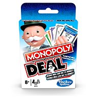 Monopoly Deal CZSK - Card Game