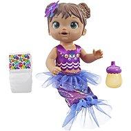 Baby Alive Tmavovlasá mořská panna