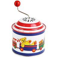 Lena Hrající skříňka Dětské motivy CZ - Hudební hračka