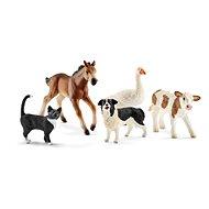 Schleich 42386 Farmářská zvířata set 5ks - Figurka