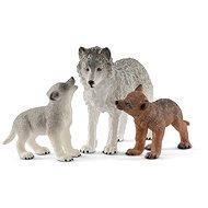 Figurka Schleich 42472 Vlčice a mládě vlka