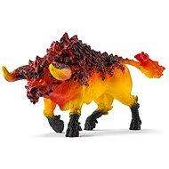 Schleich 42493 Ohnivý býk - Figurka