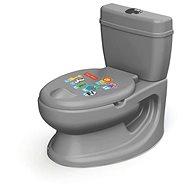 Fisher-Price Dětská toaleta šedá - Nočník