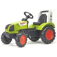 Traktor zelený  - Šlapací traktor