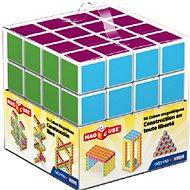 Geomag Magicube Free building 64 - Magnetická stavebnice