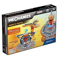 Geomag Mechanics motion 86 - Magnetická stavebnice