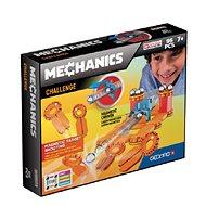 Geomag Mechanics Challenge 95 - Magnetická stavebnice