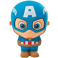 Captain America a guma - 4D puzzle