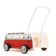 Hape Bus T1 - Red - Baby Walker