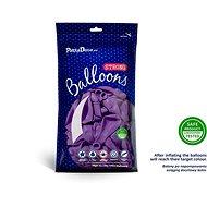 Balónky 50 ks fialové - Balonky
