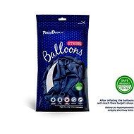 Balónky 50 ks modré - Balonky