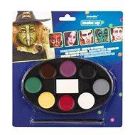 Make up mix 8 barev - Herní set
