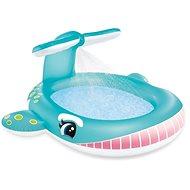 Intex Velryba s rozstřikováním - Nafukovací bazén