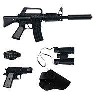 Policejní sada - speciální jednotky - Dětská pistole