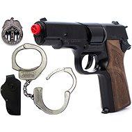 Policejní sada Specální jednotky malá - Dětská pistole