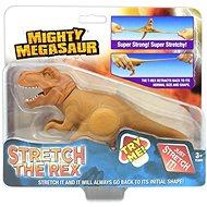 Mighty Megasaur: Elastický dinosaurus T-Rex - Figurka