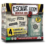 Escape Room 2 - úniková hra - Společenská hra