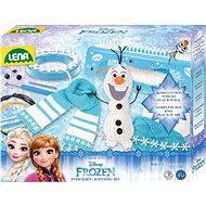 Lena Disney pletení Ledové království - Kreativní sada