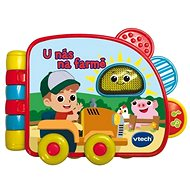 Vtech knížka - U nás na farmě - Kniha pro děti