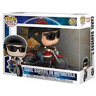 Funko Pop - Captain Marvel - Carol Danvers na motorce - Figurka