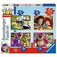 Ravensburger 071081 Toy Story příběh hraček