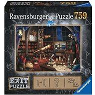 Ravensburger 199501 Exit Puzzle: Hvězdárna - Puzzle
