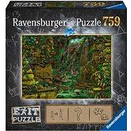 Ravensburger 199518 Exit Puzzle: Chrám v Ankor - Puzzle