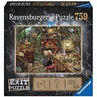 Ravensburger 199525 Exit Puzzle: Kouzelnická kuchyně - Puzzle