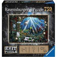 Ravensburger 199532 Exit Puzzle: Submarine - Puzzle