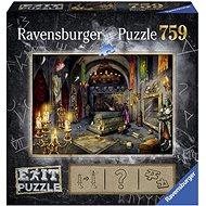 Ravensburger 199556 Exit Puzzle: Upírův hrad - Puzzle