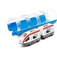 Brio World 33890 Tunel a osobní vlak - Vláčkodráha