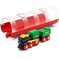 Brio World 33892 Tunel a parní vlak - Vláčkodráha