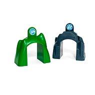 Brio World 33935 Akční tunely Smart Tech zrychlení a zpomalení - Vláčkodráha